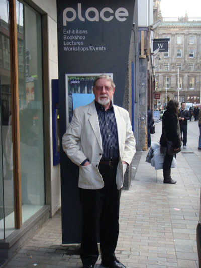 Norman Taylor at PLACE Centre for Built Environment - Belfast